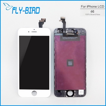 10 pz/lotto a + + per iphone 6 display lcd touch screen digitalizzatore sostituzione
