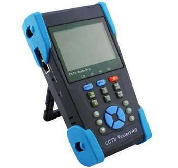 3.5 pollice cctv tester monitor analogico cvbs ping test cavo tracciante poe ptz utp cable test tdr funzione 12 v