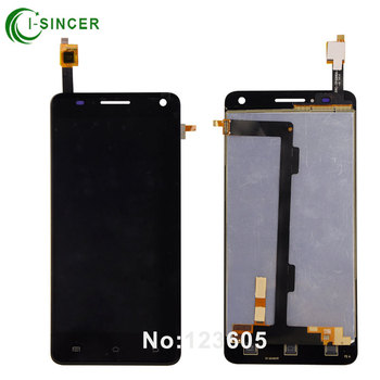 Aaa qualità 5.7 pollice per bq aquaris 5.7 display lcd + digitizer touch screen assemblely bianco o nero