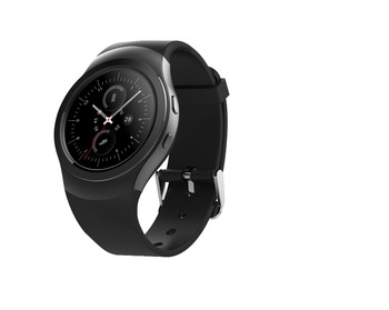 Bluetooth smart watch as2 s2 lunetta girevole orologio smartwatch per apple iphone samsung per android huawei xiaomi lenovo