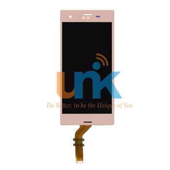Di prova nuovo display lcd + touch screen per sony xperia xz f8331 xz dual f8332 con sostituzione digitizer assembly parti