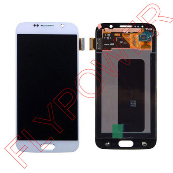 Display lcd per samsung s6 g9200 touch screen assembly blu oro bianco trasporto libero