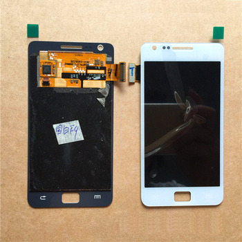 Display LCD Screen + Touch Digitizer Assembly Per Samsung Galaxy S2 I9100
