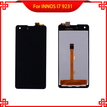 Display LCD Touch Screen Per INNOS I7 9231 9231 t Colore Nero Mobile Phone Lcd Con Touch Panel