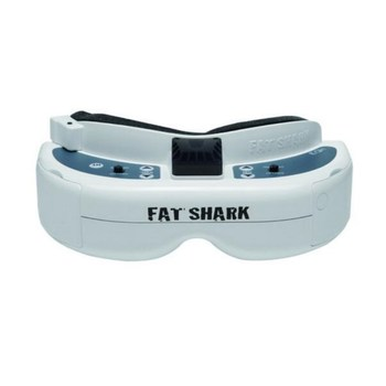 Fatshark fsv1076 fat shark dominator hd3 hd v3 4:3 fpv occhiali video occhiali cuffia con hdmi dvr