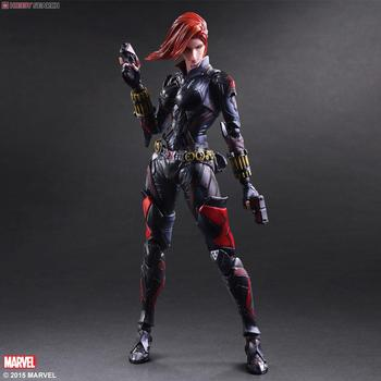 GIOCA ARTS Kai MARVEL UNIVERSE VARIANTE GIOCA ARTS Kai Black Widow Action Figure