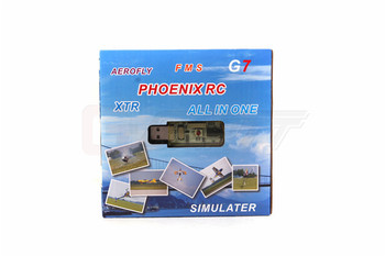 Gleagle all in one rc simulator cabl/usb dongle per rc auto aereo g7 fms