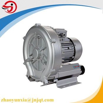 JQT750C 1HP 220 V 50 hz/60 hz turbina air blower anello blower