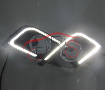 LED Daytime Running Light Per Nlssan Sylphy-2016 DRL