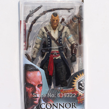 "Nuovo Arrivo 6 ""15 cm Assassins Creed 4: Black Flag Connor Action PVC Figure Collection Model Toy Spedizione libero"
