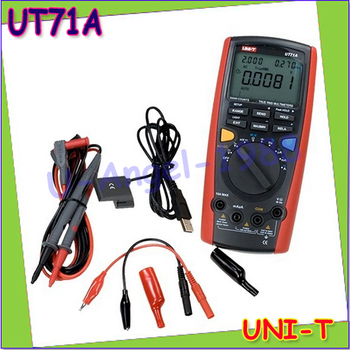Originale UNI-T UT-71A UT71A Intelligente Multimetro Digitale + spedizione gratuita