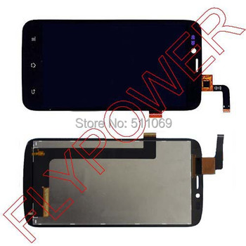 Per archos 53 platinum k-touch s2t screen display lcd con touch digitizer assemblea di schermo da trasporto libero