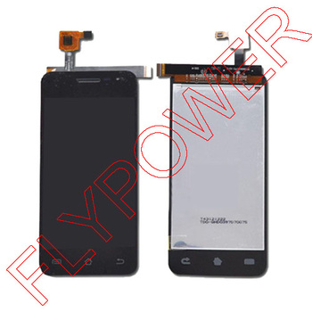 Per JIAYU G2S Screen Display LCD Con Touch Screen Nero Digitizer Assembly da trasporto libero; di garanzia