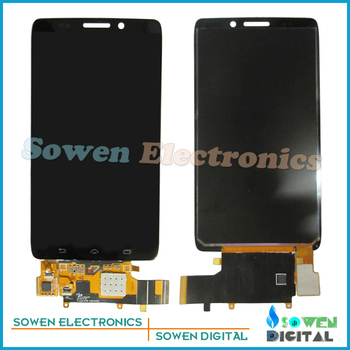 Per Motorola Droid RAZR Ultra XT1080 screen display LCD con touch screen digitizer assembly full set