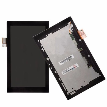Per sony xperia tablet z 10.1 sgp311 sgp312 sgp321 lcd full screen display panel monitor con touch screen digitizer assembly