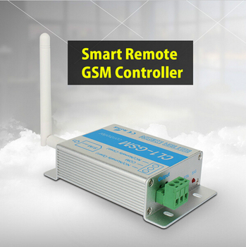 Smart home gsm porta e apertura del cancello controller/security gsm remote controller